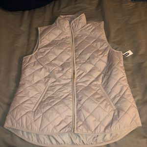 Old Navy quilted vest